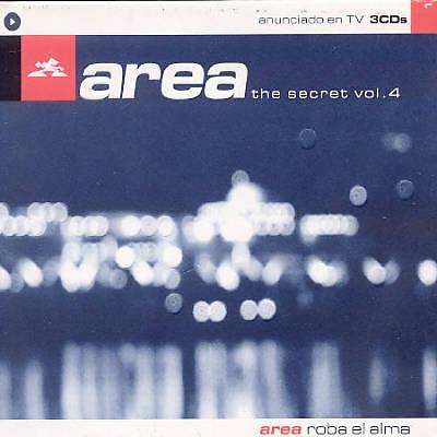 Area: The Secret, Vol. 4