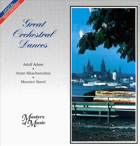 Great Orchestral Dances, Vol. 4