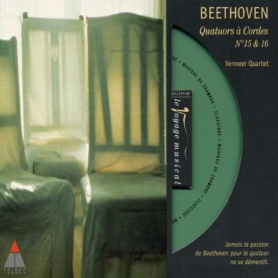 Beethoven: Quatuors à Cordes Nos. 15 & 16
