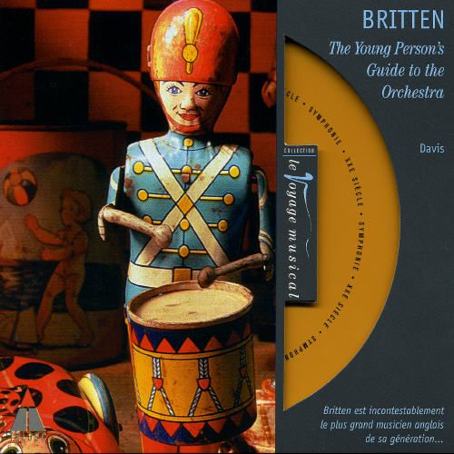 Britten: The Young Person's Guide to the Orchestra; Peter Grimes