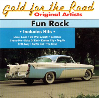 Fun Rock: Gold for the Road