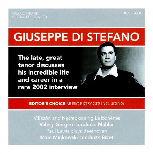 Gramophone Editor's Choice, June 2008