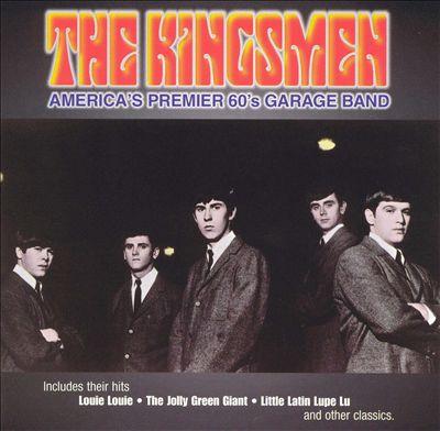 America's Premier 60's Garage Band