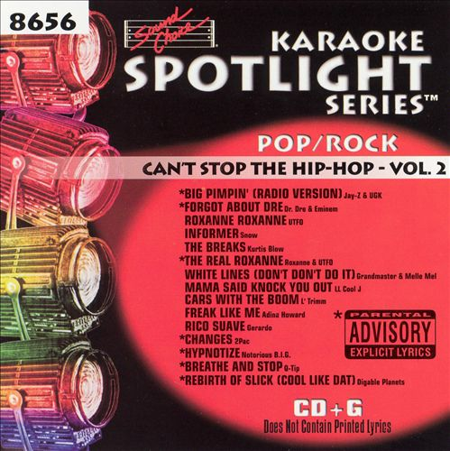 Can't Stop the Hip-Hop, Vol. 2