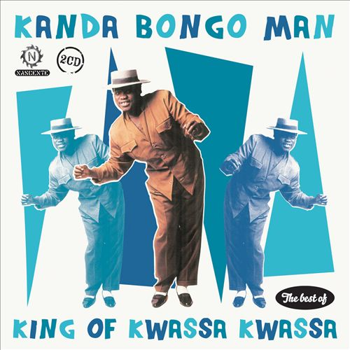 King Of Kwassa Kwassa: The Best Of Kanda Bongo Man