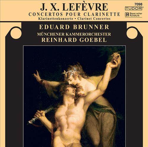 J.X. Lefèvre: Concerto pour clarinette