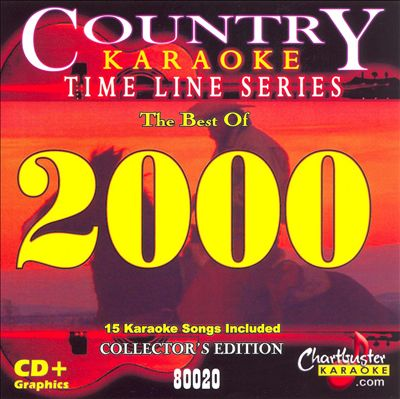 Chartbuster Karaoke: The Best of 2000