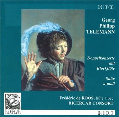 Telemann: Doppelkonzerte; Suite