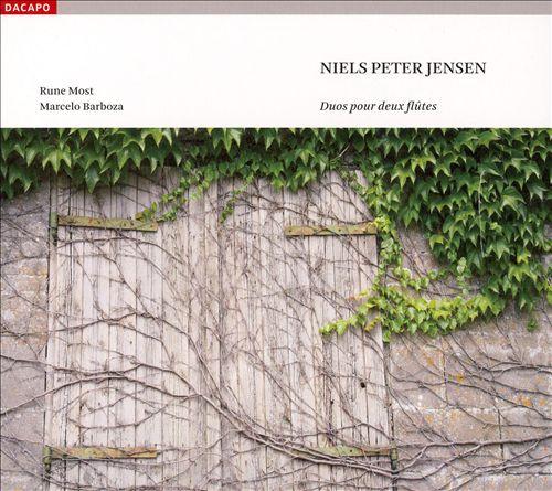 Niels Peter Jensen: Duos pour deux flûtes