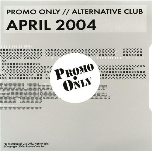 Promo Only: Alternative Club (April 2004)