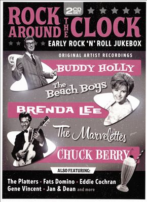 Rock Around the Clock: Early Rock 'n' Roll Jukebox