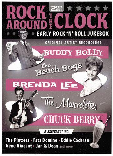 Rock Around the Clock: Early Rock 'n' Roll Jukebox