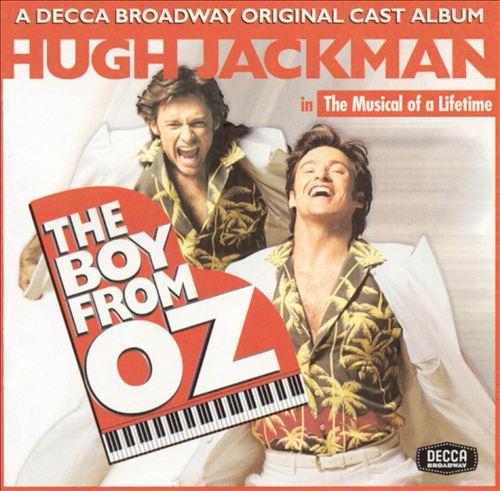 The Boy from Oz [A Decca Broadway Original Cast Musical]
