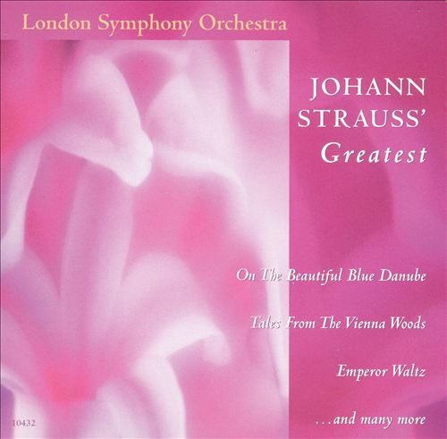 Johann Strauss' Greatest