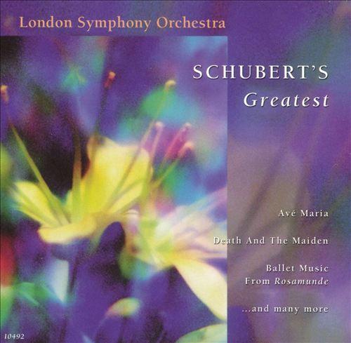 Schubert's Greatest