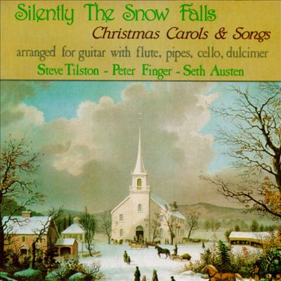 Silently the Snow Falls