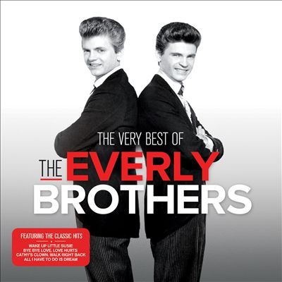 The Very Best of the Everly Brothers [Rhino]