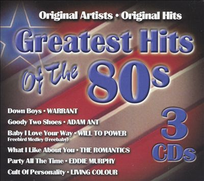 Greatest Hits of the '80s [Platinum 3 CD]