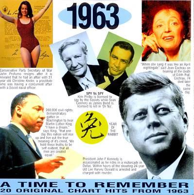 1963: 20 Original Chart Hits