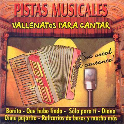 Los Romanticos Vallenatos: Vallenatos Para Cantar,