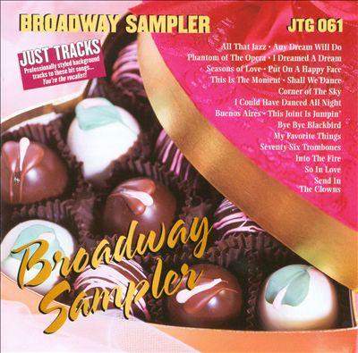 Karaoke: Broadway Sampler, Vol. 1