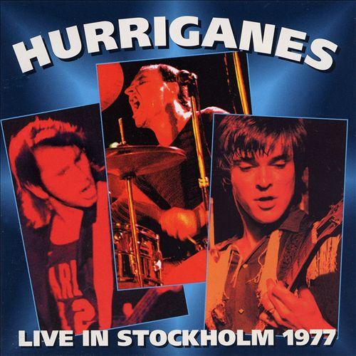 Live in Stockholm 1977