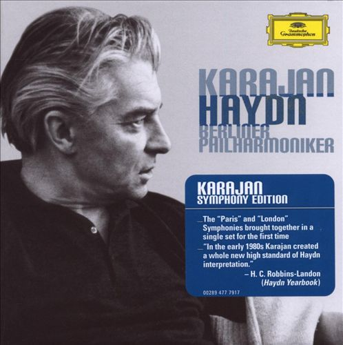 Haydn: 6 Paris Symphonies; 12 London Symphonies