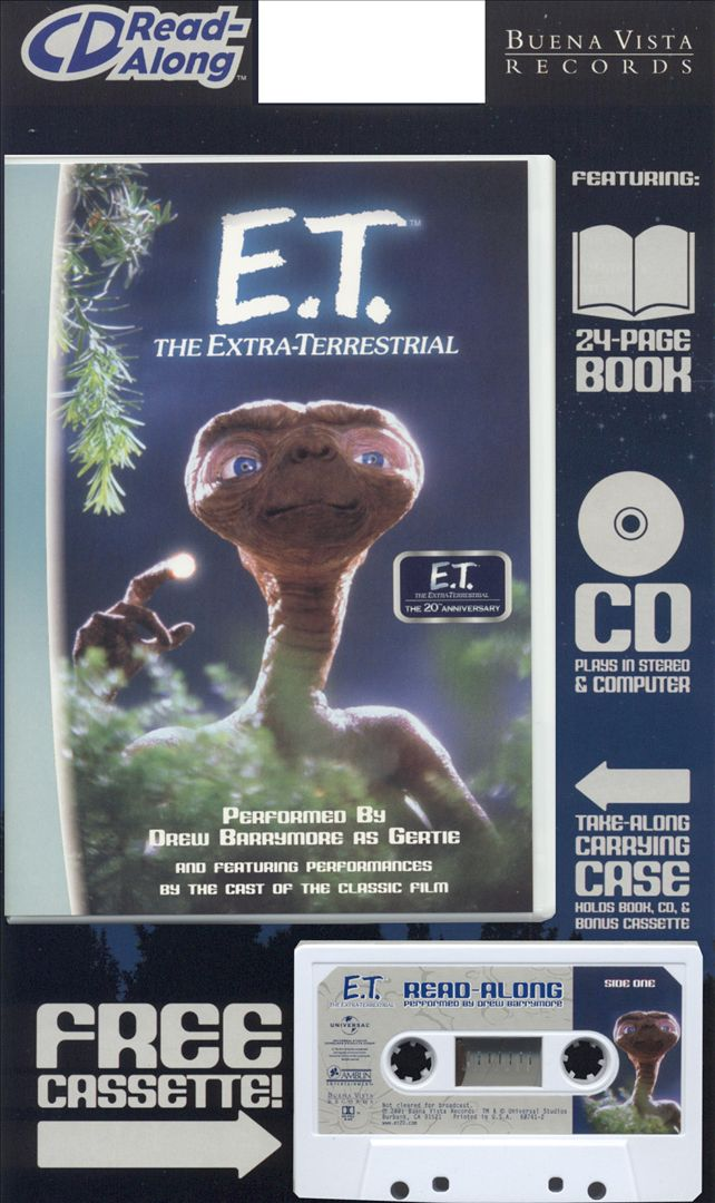 E.T. The Extra-Terrestrial [Read Along]
