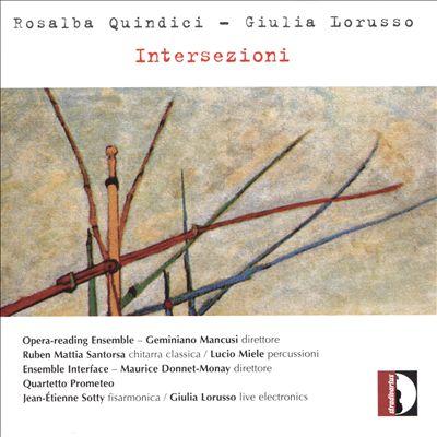 Rosalba Quindici, Giulia Lorusso: Intersezioni