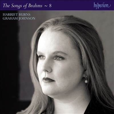 The Songs of Brahms, Vol. 8