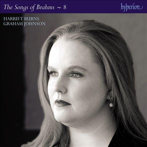 The Songs of Brahms, Vol. 8