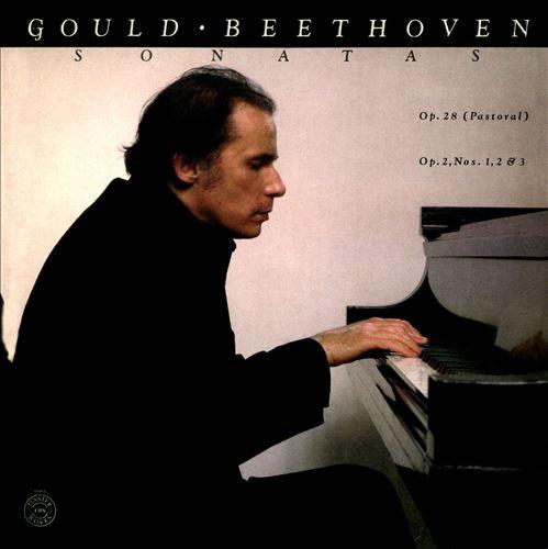 Beethoven: Sonatas Op. 28 (Pastoral), Op. 2 Nos. 1, 2 & 3