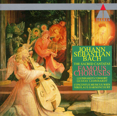 Bach: Famous Choruses from Sacred Cantatas