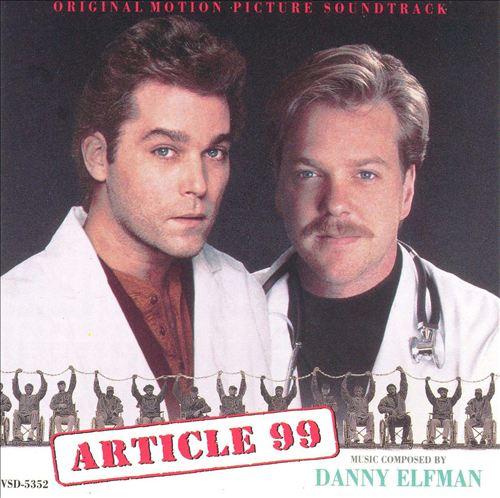 Article 99 (Soundtrack)