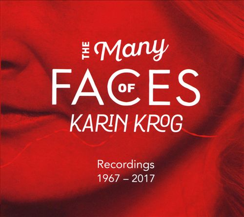 The Many Faces of Karin Krog