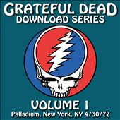Grateful Dead Download Series, Vol. 1: Palladium, New York, NY