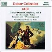 Sor: Complete Guitar Duets, Vol. 1
