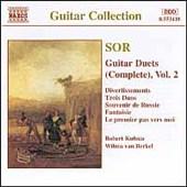 Sor: Guitar Duets, Vol. II