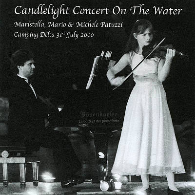 Candlelight Concert on the Water