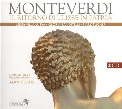 Monteverdi: Il Ritorno di Ulisse in Patria