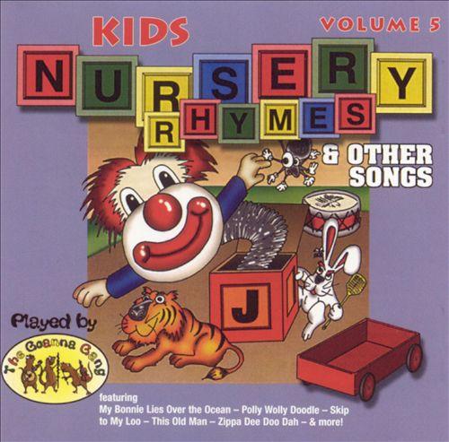 Kids Nursery Rhymes and Other Songs, Vol. 5