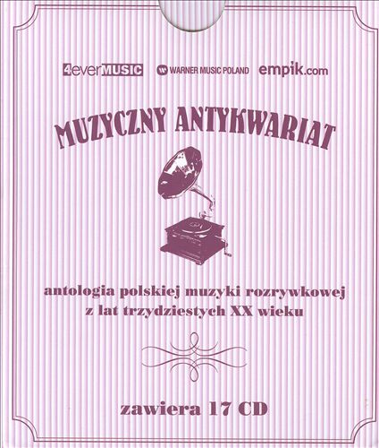 Antykwariat Polskiej Muzyki Box