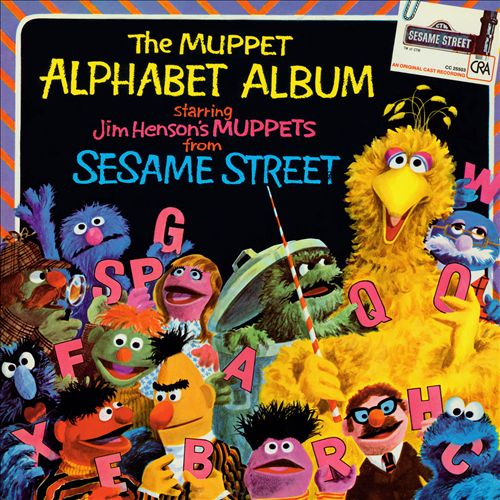Sesame Street: The Muppet Alphabet Album, Vol. 2
