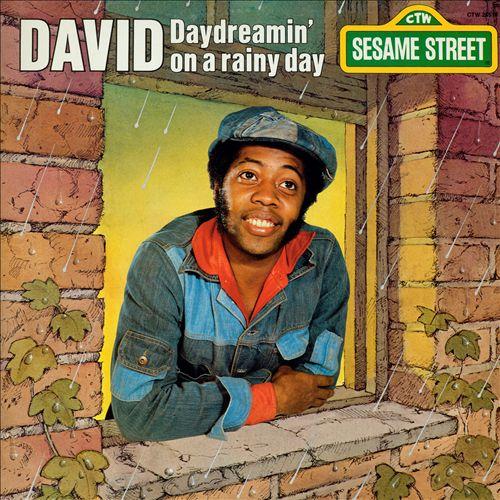 Sesame Street: David Daydreamin' on a Rainy Day