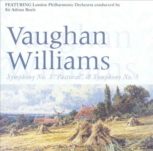 Vaughan Williams: Symphonies Nos. 3