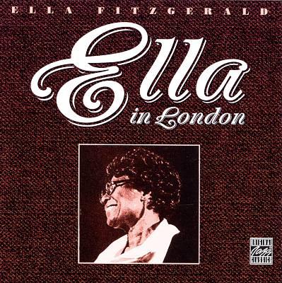 Ella in London