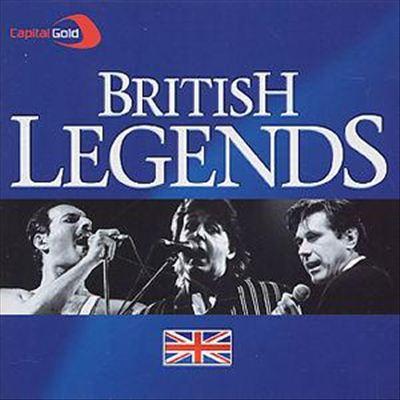 Capital Gold British Legends