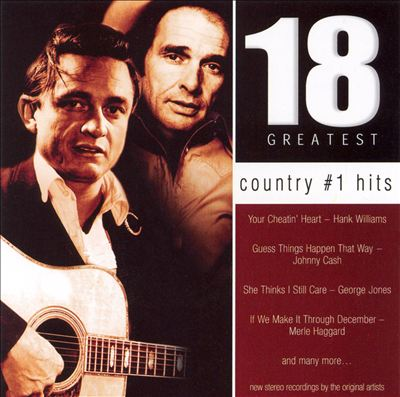 Country #1 Hits: 18 Greatest
