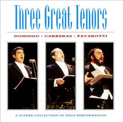 Three Great Tenors