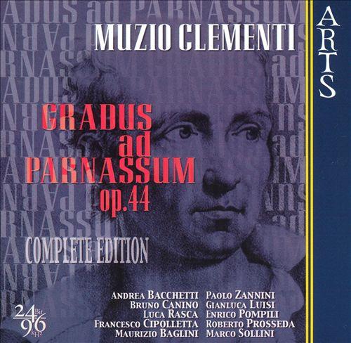 Muzio Clementi: Gradus ad Parnassum, Op. 44